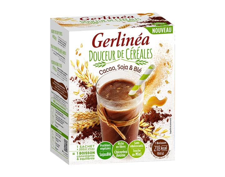 Boisson Cacao, Soja & Blé