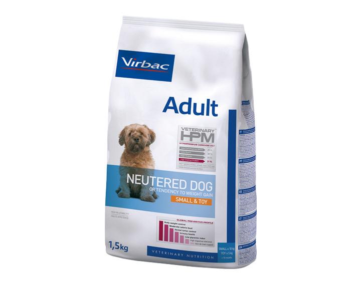 Adult - Neutered (1,5kg, 3kg ou 7kg)