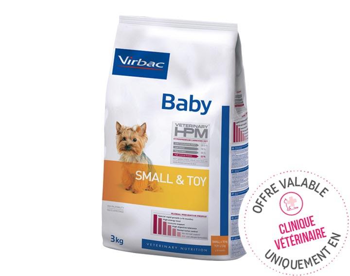 Baby (1,5kg ou 3kg)