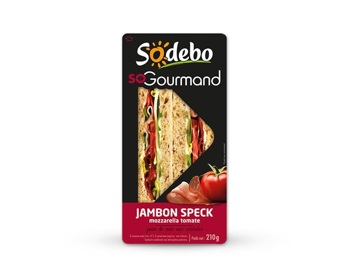 So Gourmand - Jambon Speck