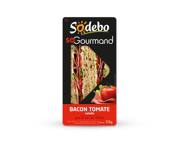 So Gourmand - Bacon Tomate