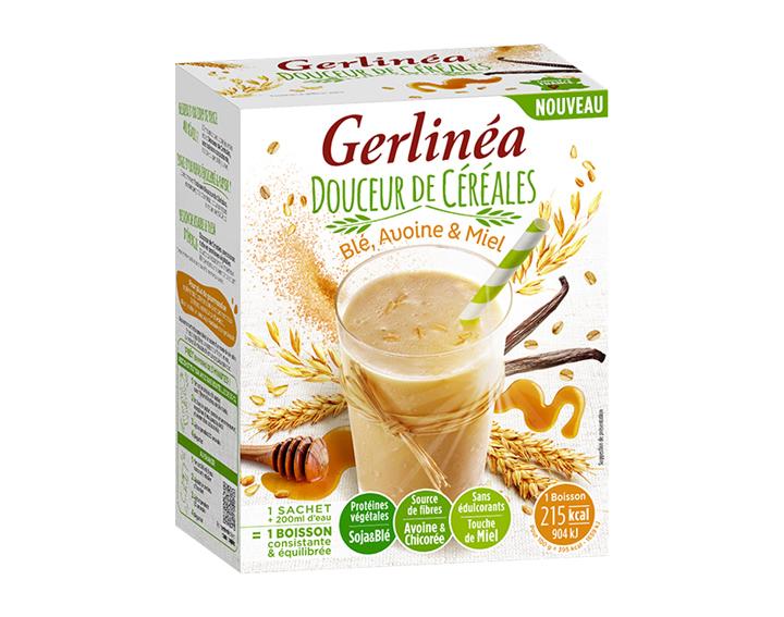 les boissons et barres Douceur de Céréales