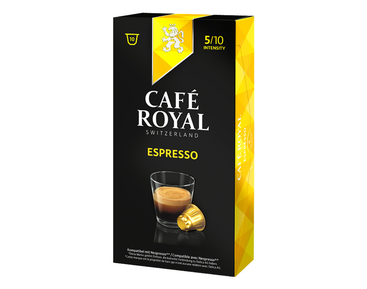 Classique - Espresso x10