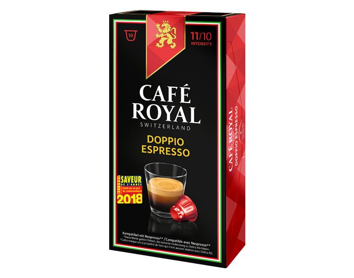 Edition italienne - Doppio Espresso x10