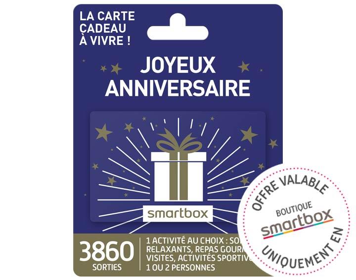 Joyeux anniversaire (99,90€)