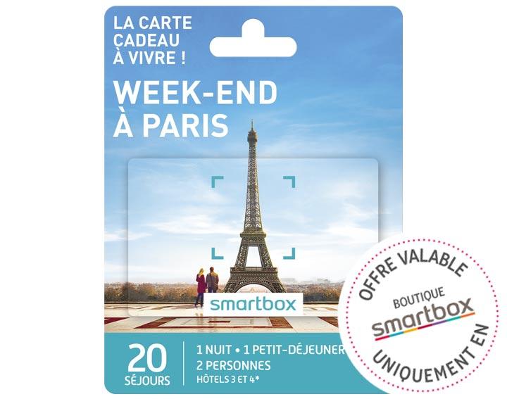 Week-end à Paris (139,90€)
