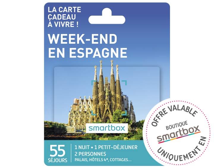 Week-end en Espagne (99,90€)