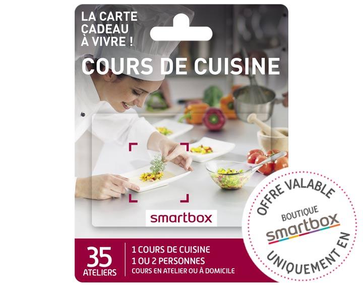 Cours de cuisine (59,90€)