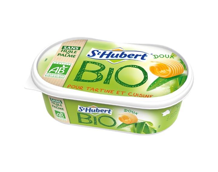 St Hubert Bio® Doux sans huile de palme 245g