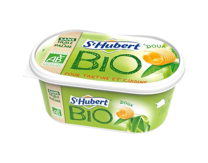 St Hubert Bio® Doux sans huile de palme 490g