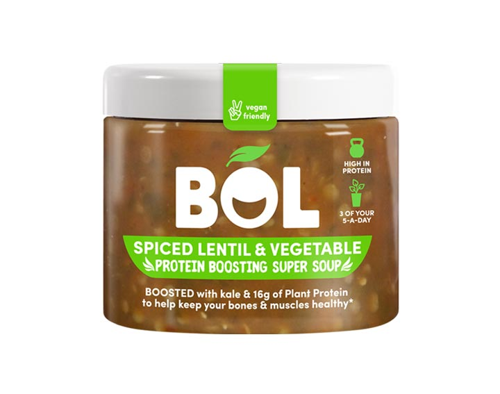 Spiced Lentil & Vegetable 500g