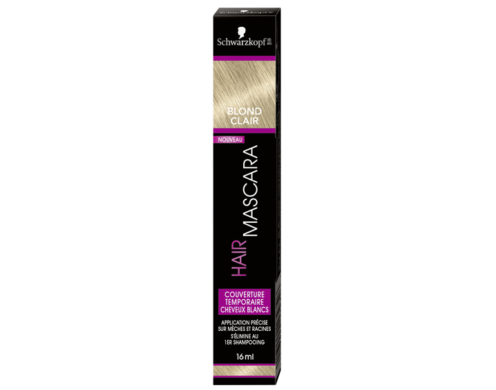 Schwarzkopf Hair Mascara Blond Clair