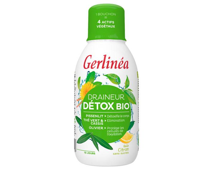 Drainer Détox Bio Goût Citron