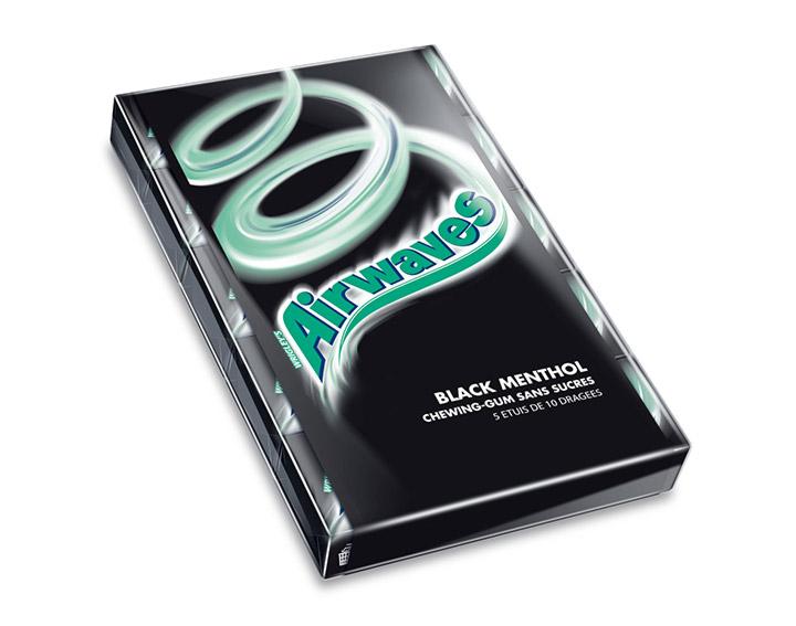 Format Multipack Black Menthol