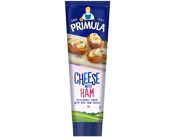 Cheese with Ham 150g