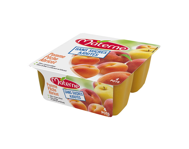 Pomme Pêche Abricot