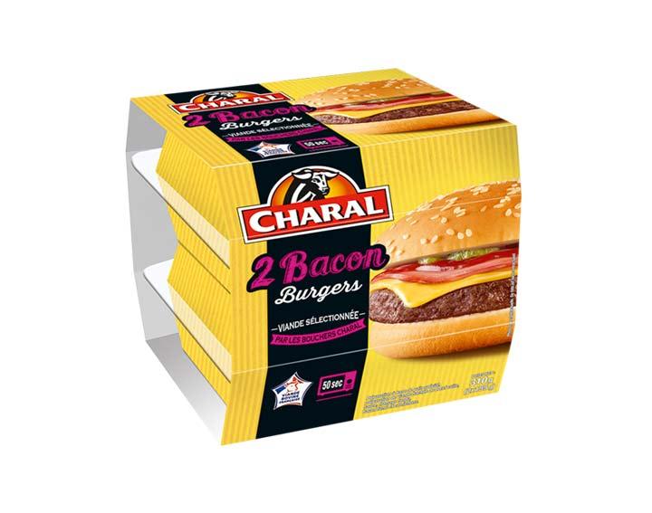 Baconburger x2