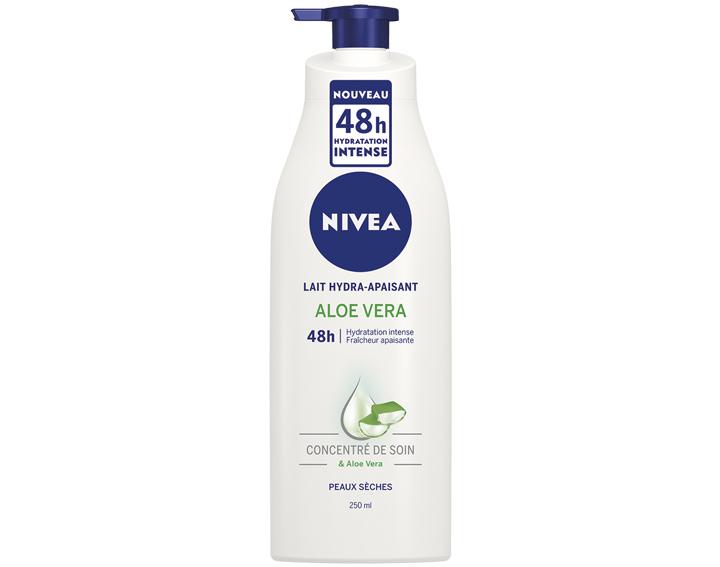 Lait Hydra-Apaisant Aloe Vera 48h