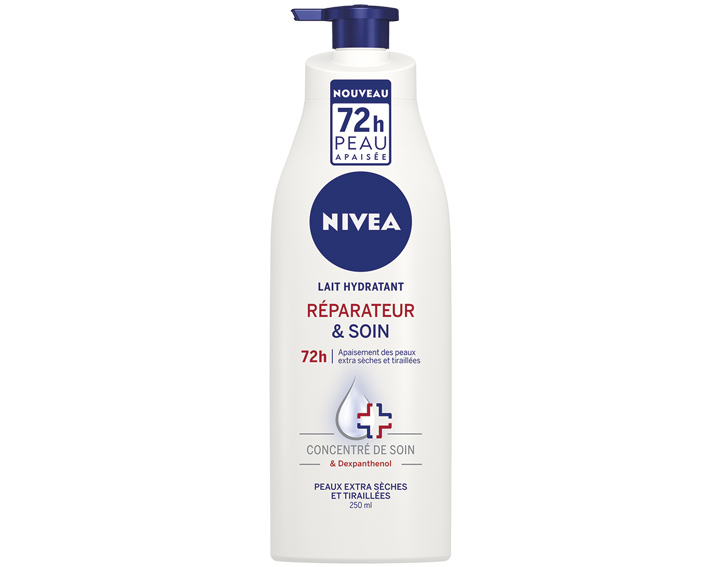 Lait Hydratant Réparateur & Soin 72h