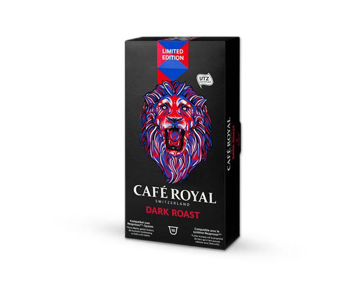 Café Royal Dark Roast - Edition Limitée