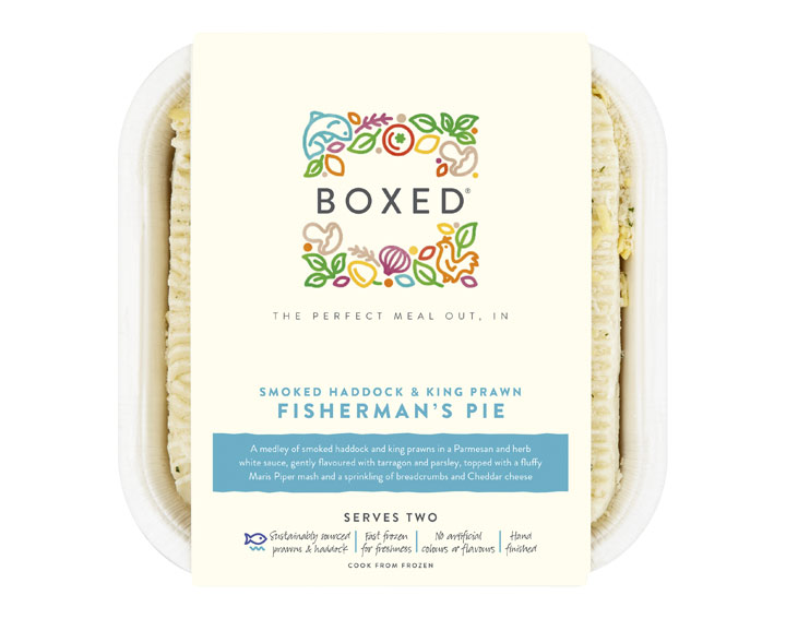 Fisherman's Pie 820g