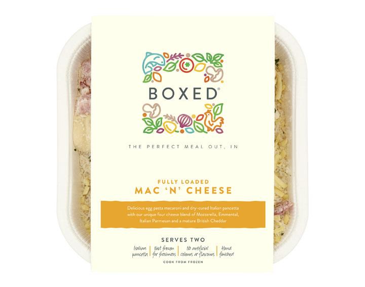 Fully Loaded Mac 'N' Cheese 700g
