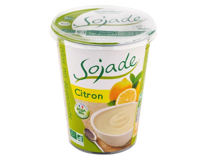 Sojade Citron - Le pot 400g