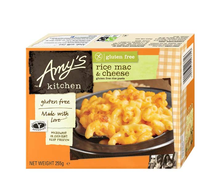 Gluten Free Rice Mac & Cheese 255g