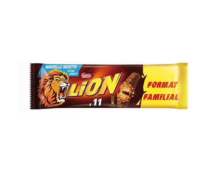 LION® 11 barres chocolatées