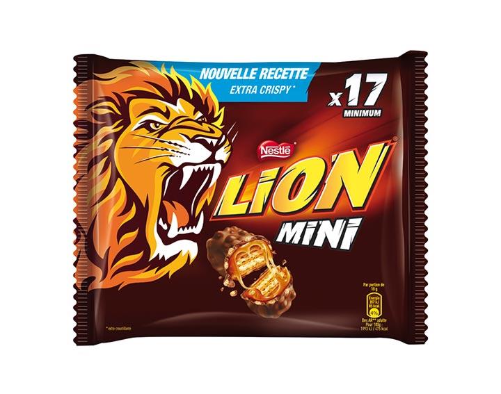 LION® Mini barres chocolatées 350g