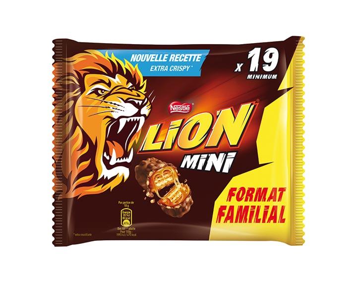 LION® Mini barres chocolatées 385g