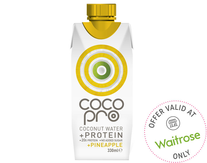 Coconut Water with Pineapple 330ml