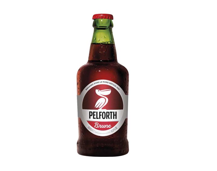 Pelforth Brune bouteille 33cl