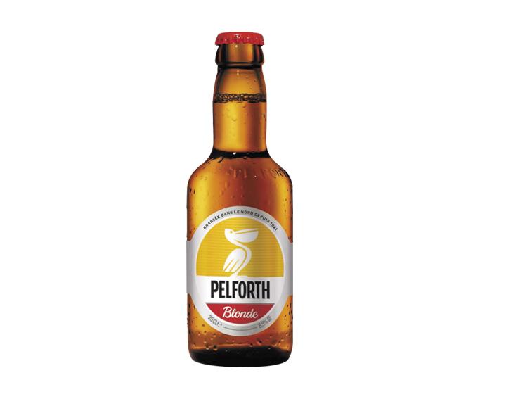 Pelforth Blonde bouteille 25cl