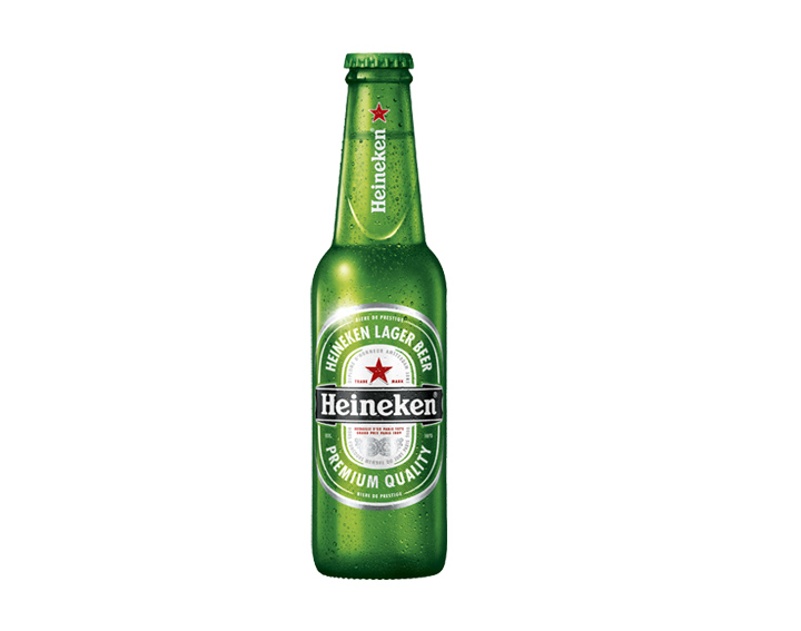 Heineken bouteille 25cl et 33cl