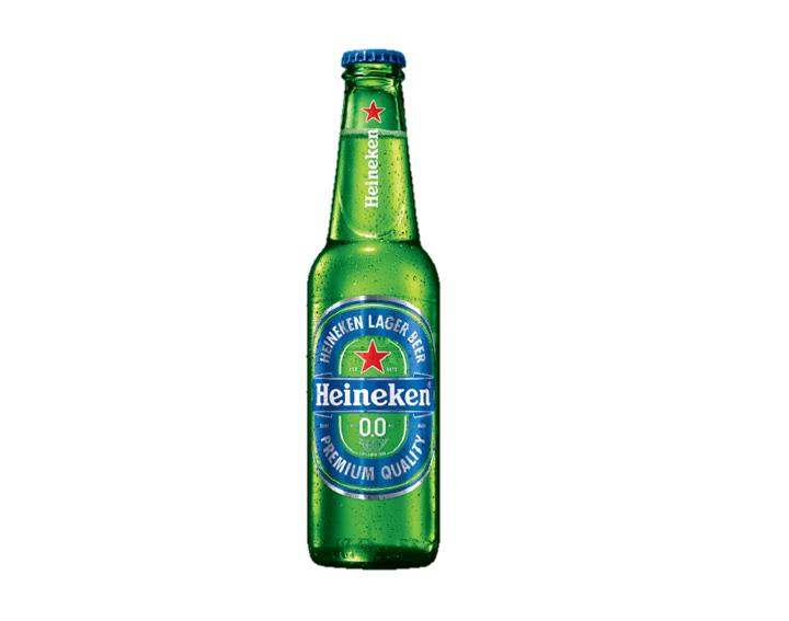 Heineken 00 bouteille 33cl (Sans alcool)