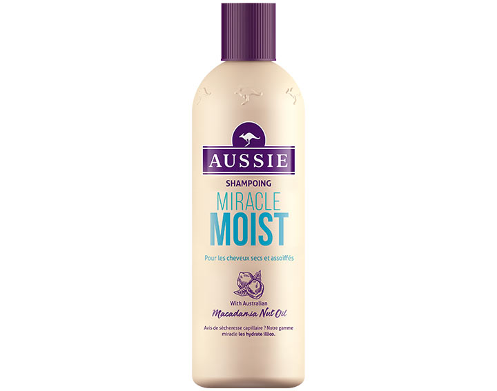 Shampooing Miracle Moist