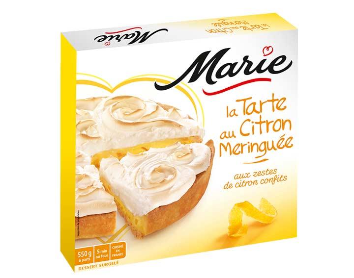 La Tarte Citron Meringuée Marie
