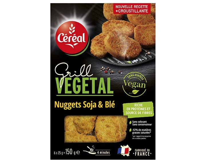 Nugget Soja et Blé