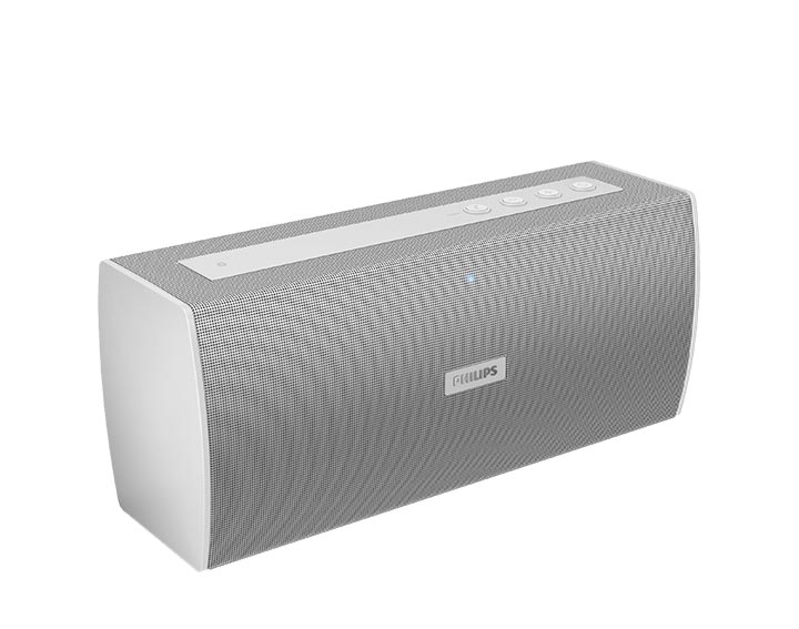 Enceinte Bluetooth Philips BT - coloris blanc
