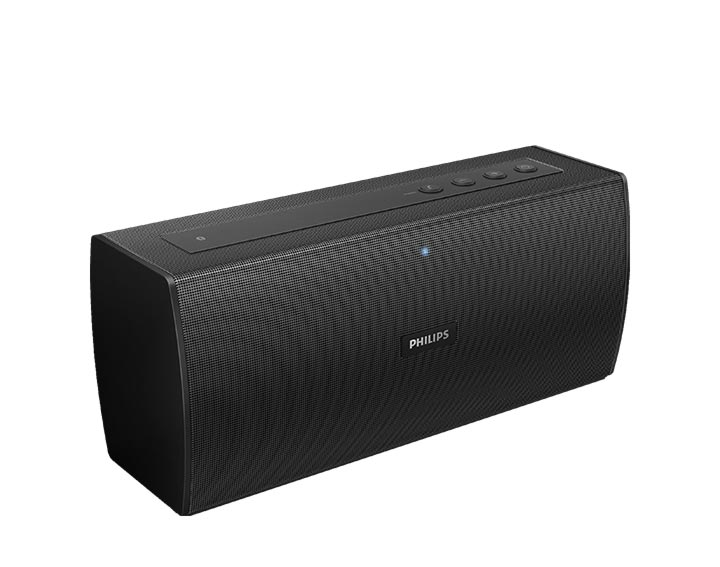 Enceinte Bluetooth Philips BT - coloris noir
