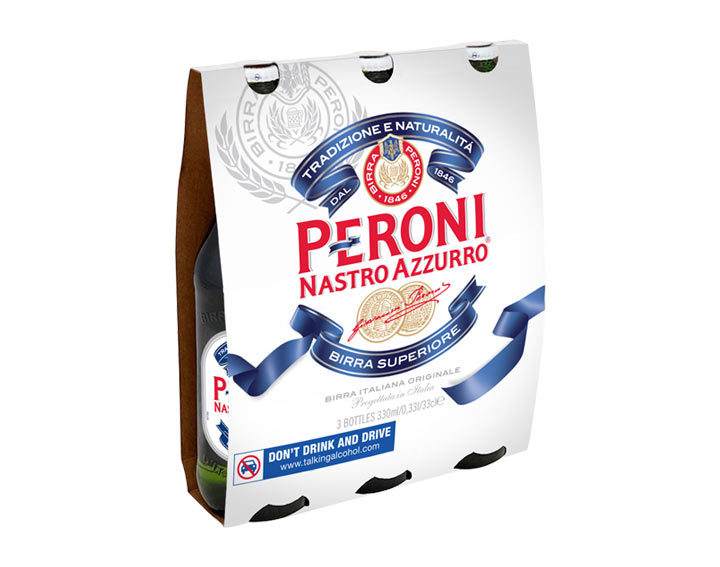 Pack Peroni 3x33cl