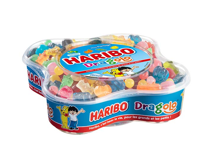 HARIBO® Dragolo, 750g