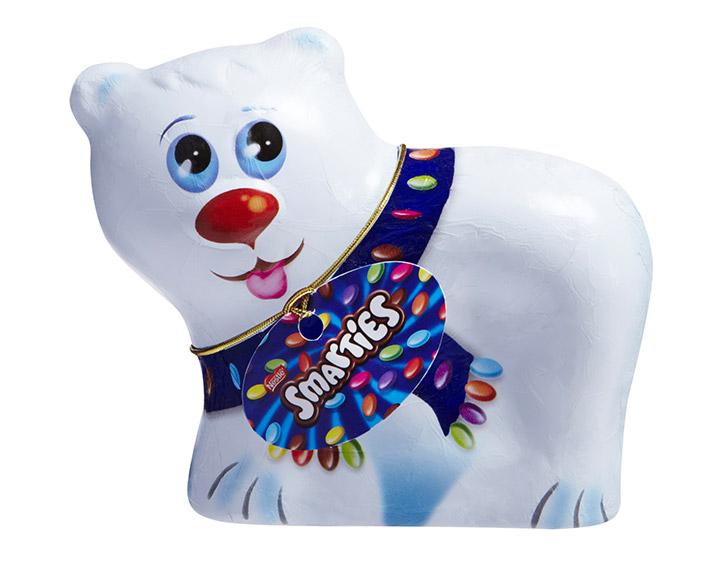 Figurine de Noël - Ours Polaire 120g