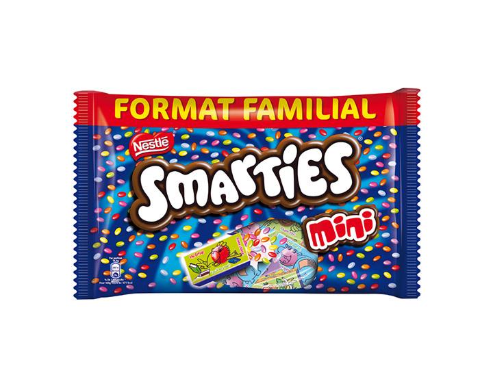 Sachet de Mini boîtes Format familial – 375g