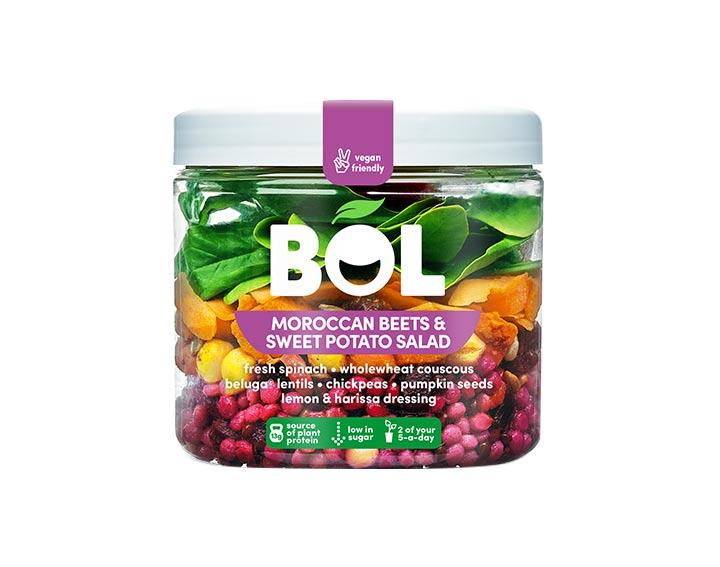 Moroccan Beets & Sweet Potato Salad 300g
