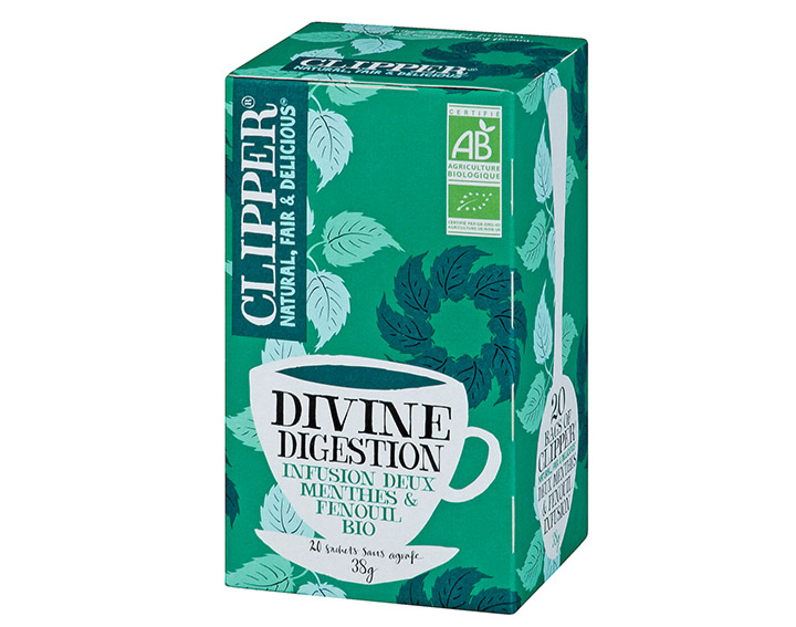 Infusion Divine Digestion