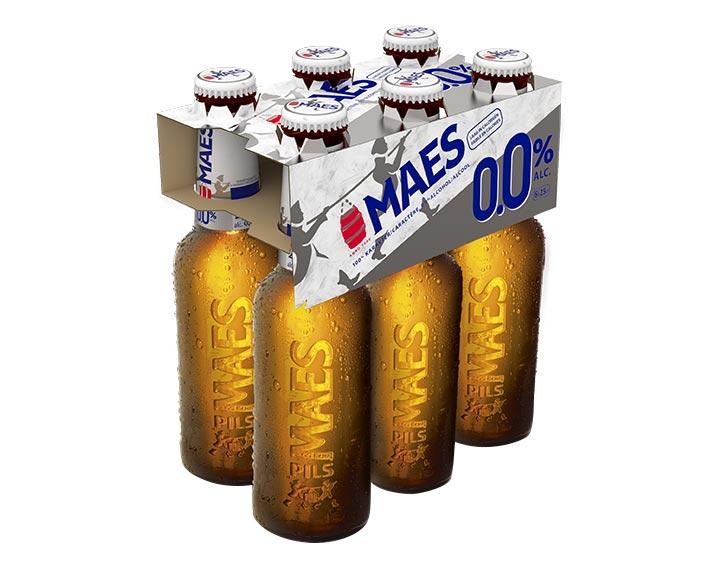 Maes 0.0 bouteilles 6x25cl