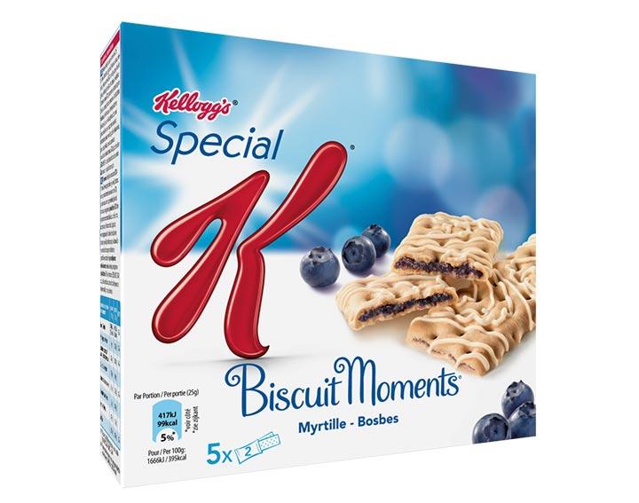 Special K Biscuit Moments Myrtille