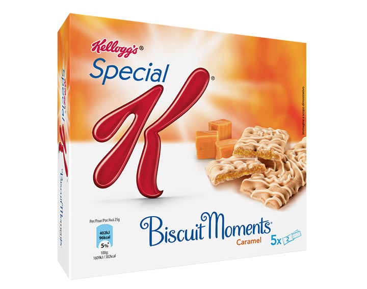 Special K Biscuit Moments Caramel